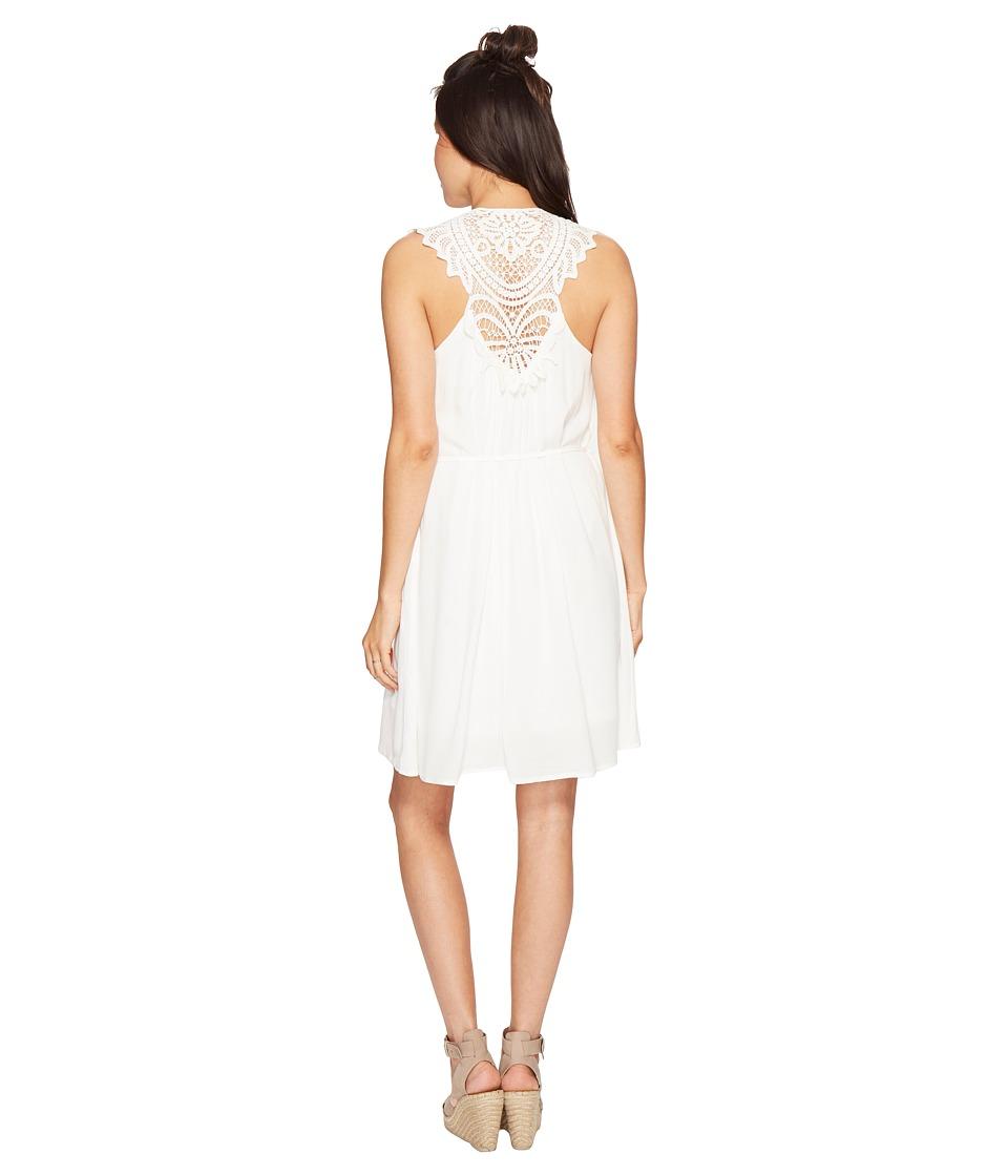 Bishop + Young - Crochet Detail Dress