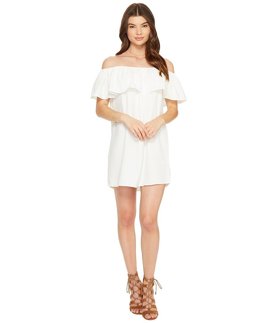 Bishop + Young - Off Shoulder Dress
