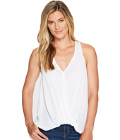 Stetson - 1056 Crepe Sleeveless Twist Front Top