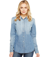 Stetson - Ombre Washed Denim Western Shirt
