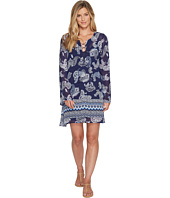 Stetson - 1115 Paisley Aztec Print Peasant Dress