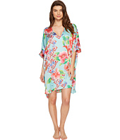 Natori - Star Blosson Caftan Dress