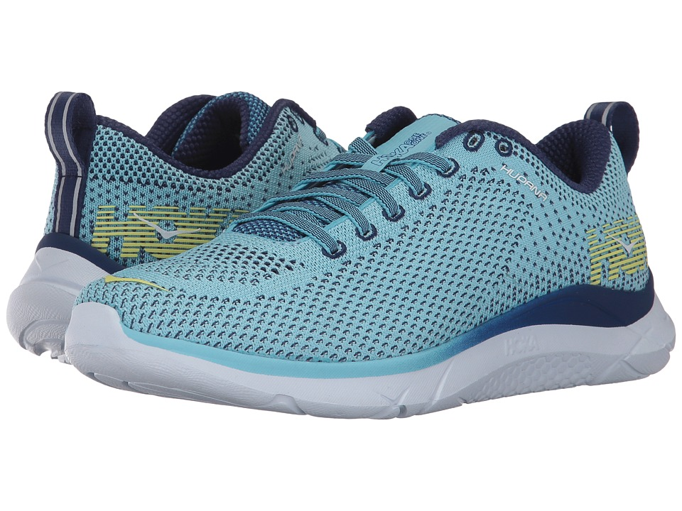 Hoka One One Hupana 2 (Blue Topaz/Blueprint) Women