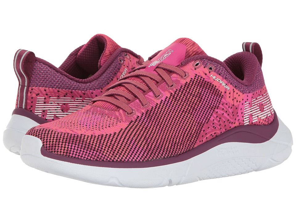 Hoka One One - Hupana (Sangria/Dubarry) Women's Running S...