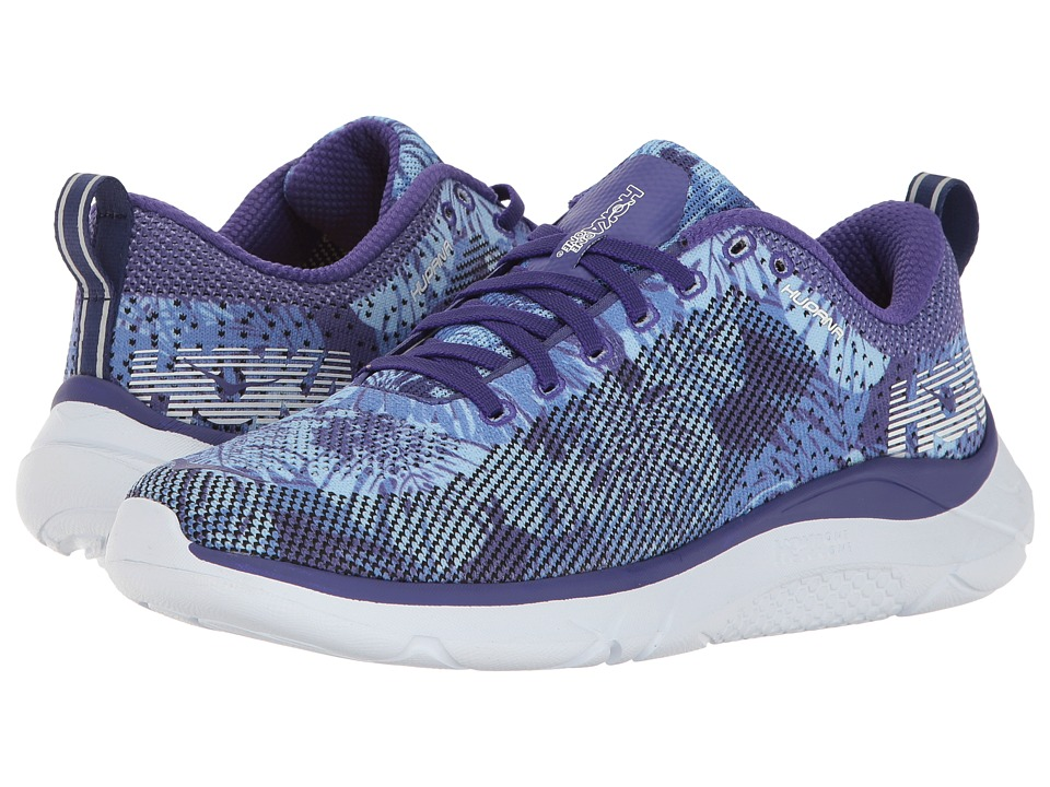 Hoka One One Hupana (Deep Blue/Sky Blue) Women