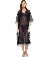 Jonathan Simkhai - Basketweave Maxi Caftan Cover-Up