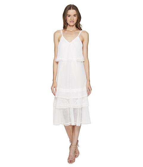 Jonathan Simkhai Cotton Voile Slip Dress Cover-Up