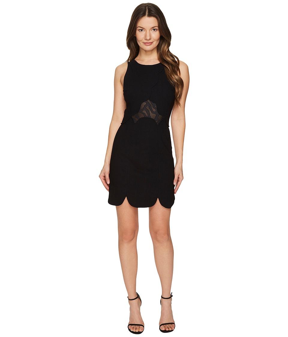 ZAC Zac Posen Donna Dress (Black) Women