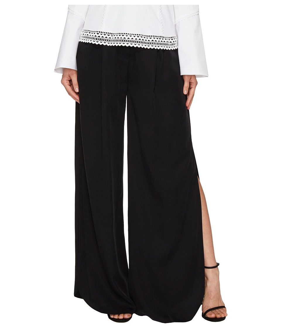 ZAC Zac Posen - Cruise Pants (Black) Women's Casual Pants