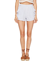 Bishop + Young - Stripe Drapey Shorts