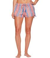 Lucky Brand - Tassel Tie Pajama Shorts