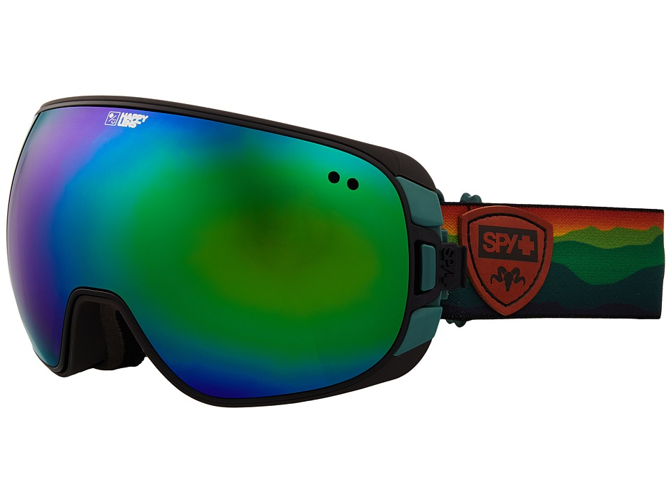 Spy Optic - Doom (Spy/Wiley Miller/Happy Bronze/Green Spectra/Happy Persimmon/Luci) Snow Goggles