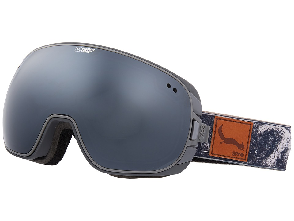 Spy Optic Doom (Spy/Danny Larsen/Happy Gray Green/Silver Spectra/Happy Yellow/Lu) Snow Goggles