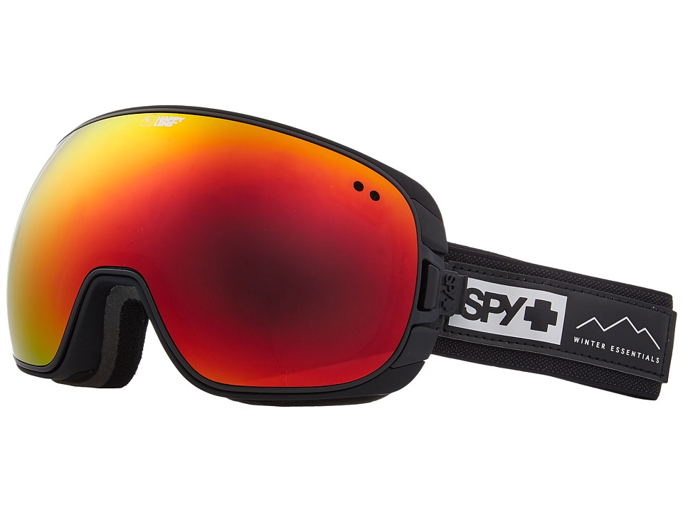 Spy Optic Doom (Essential Black/Happy Gray Green/Red Spectra/Happy Yellow/Lucid) Snow Goggles