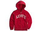 Levi's(r) Kids Iconic Zip Front Hoodie (Toddler)