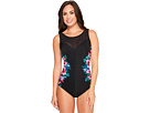 Miraclesuit Tahitian Temptress Fascination One-Piece