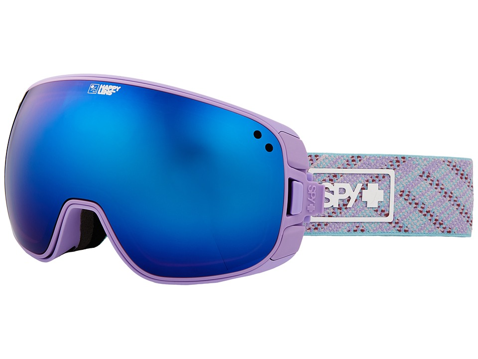Spy Optic Bravo (Spy Knit Lavender/Happy Rose/Dark Blue Sepctra/Happy Pink/Lucid) Snow Goggles