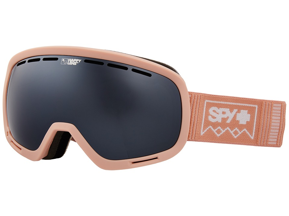 Spy Optic Marshall (Deep Winter Rose Quartz/Happy Gray Green/Silver Sepctra/Happy Ye) Snow Goggles