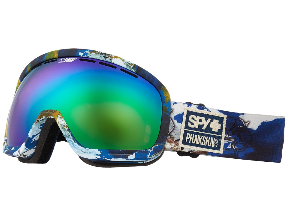 Spy Optic Marshall (Spy/Phunkshun Wear/Happy Bronze/Green Sepctra/Happy Persimmon/Lu) Snow Goggles
