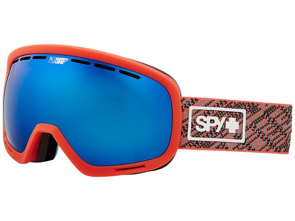 Spy Optic - Marshall (Spy Knit Blush/Happy Rose/Dark Blue Sepctra/Happy Pink/Lucid Blu) Snow Goggles