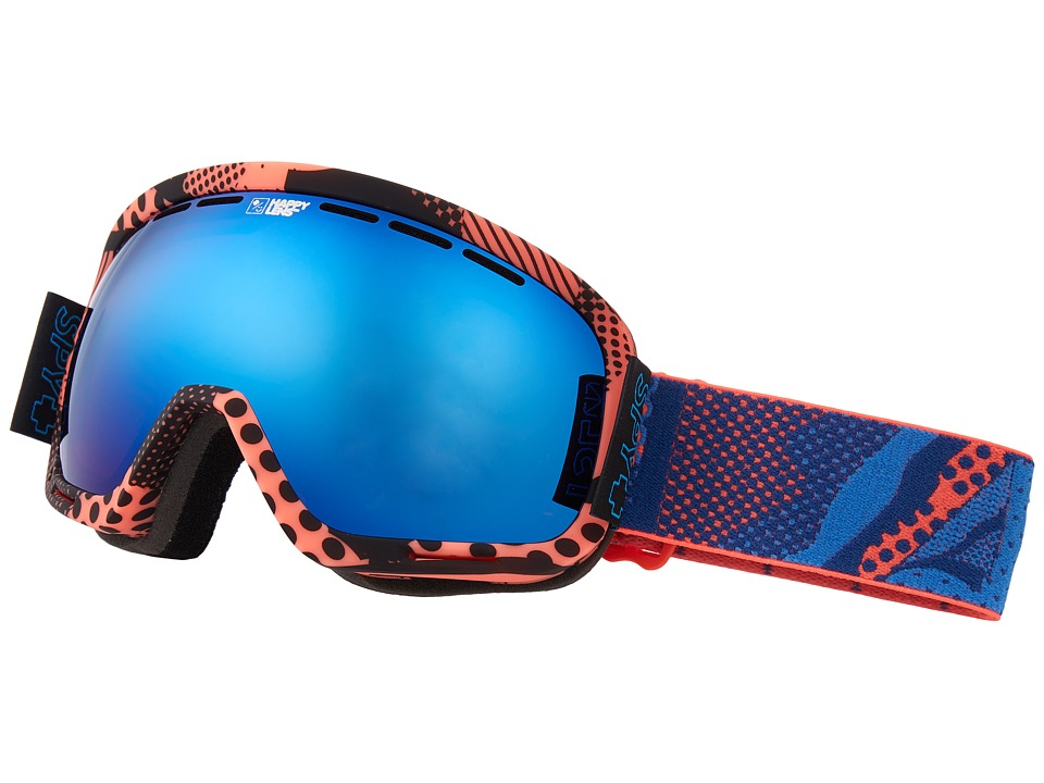 Spy Optic Marshall (Spy/TSL/Vizie/Happy Rose/Dark Blue Sepctra/Happy Gray Green/Luci) Snow Goggles
