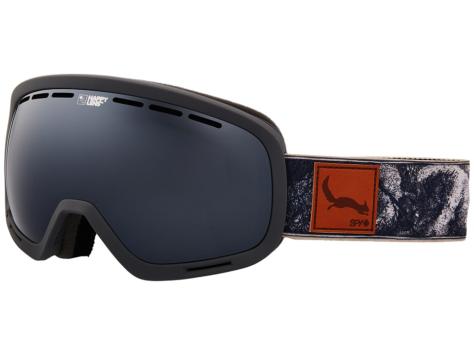 Spy Optic Marshall (Spy/Danny Larsen/Happy Gray Green/Silver Sepctra/Happy Yellow/Lu) Snow Goggles
