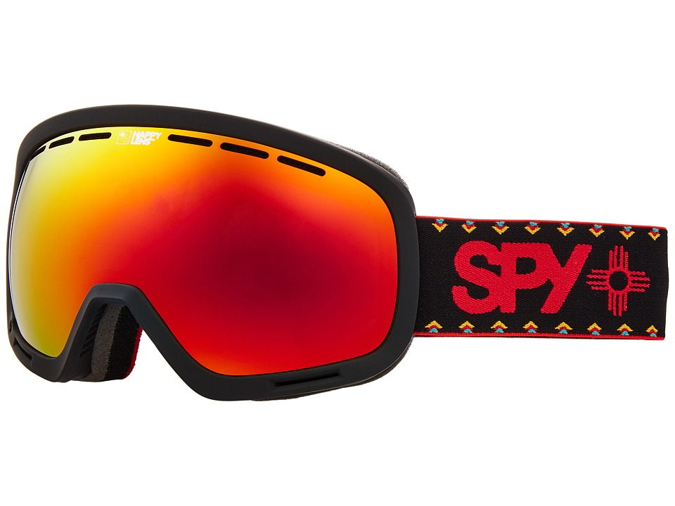 Spy Optic Marshall (Spy/New Mexico/Happy Gray Green/Red Sepctra/Happy Yellow/Lucid G) Snow Goggles