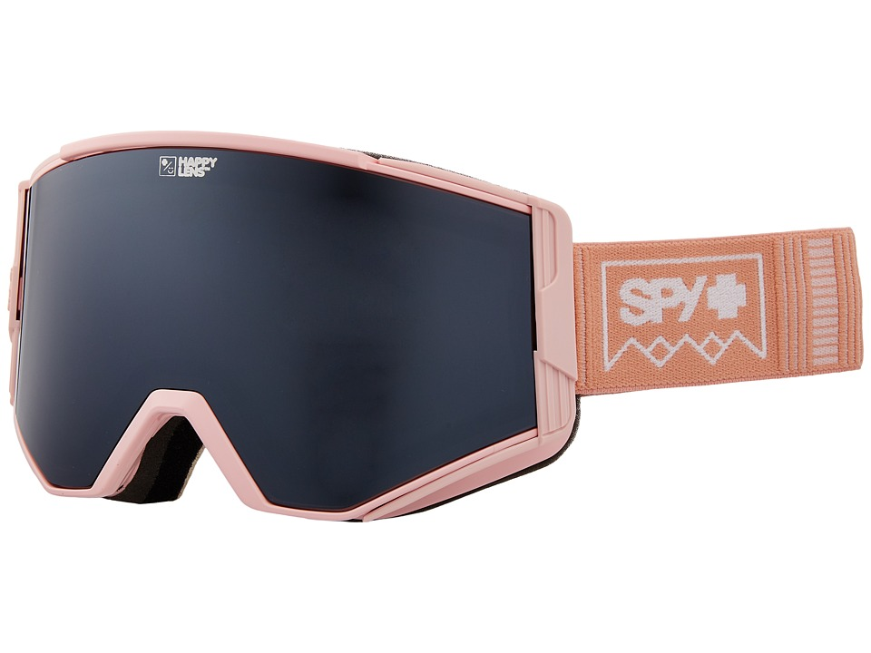 Spy Optic Ace (Deep Winter Rose Quartz/Happy Gray Green/Silver Sepctra/Happy Ye) Goggles