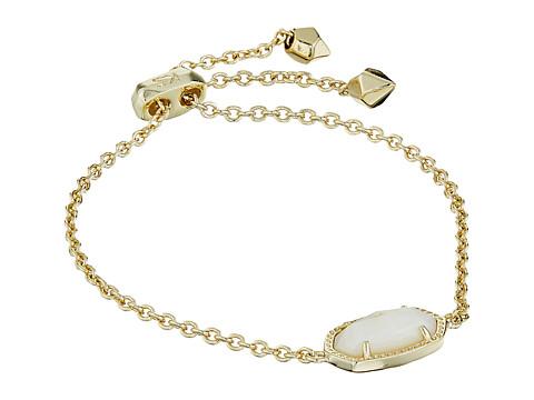 Kendra Scott Elaina Bracelet - Gold/White Mother-of-Pearl