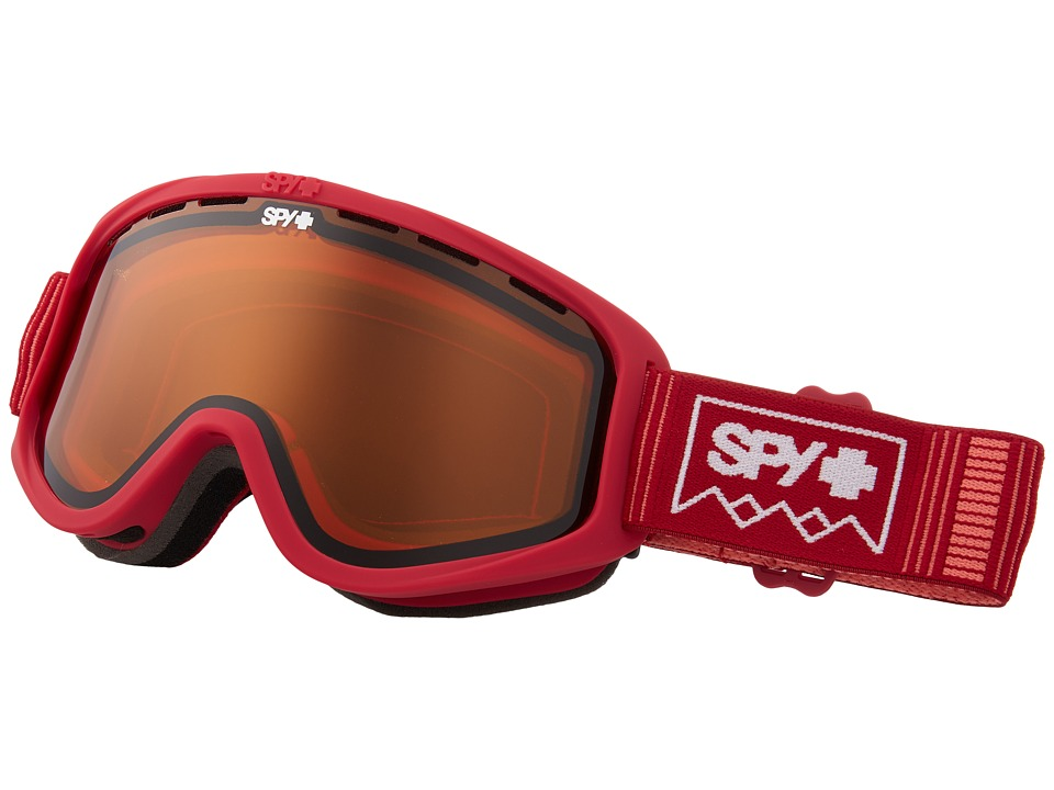 Spy Optic Woot (Deep Winter Blush/Persimmon) Goggles