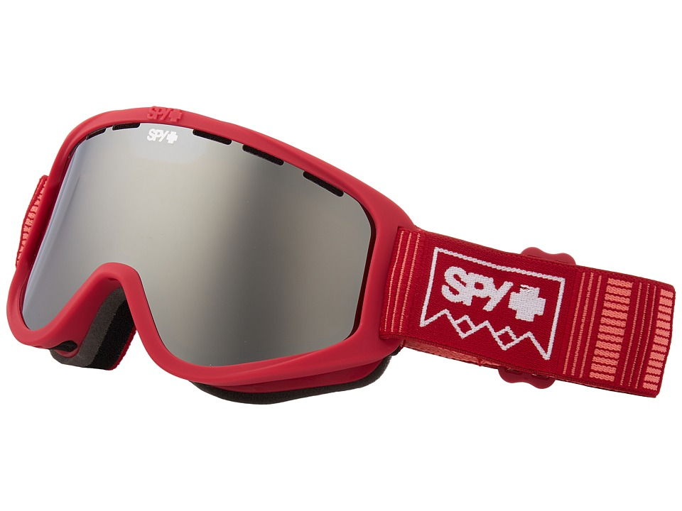 Spy Optic Woot (Deep Winter Blush/Bronze/Silver Sepctra/Persimmon) Goggles