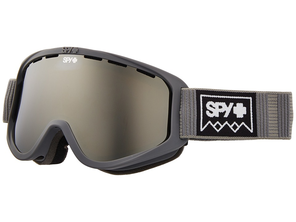 Spy Optic Woot (Deep Winter Gray/Bronze/Silver Sepctra) Goggles