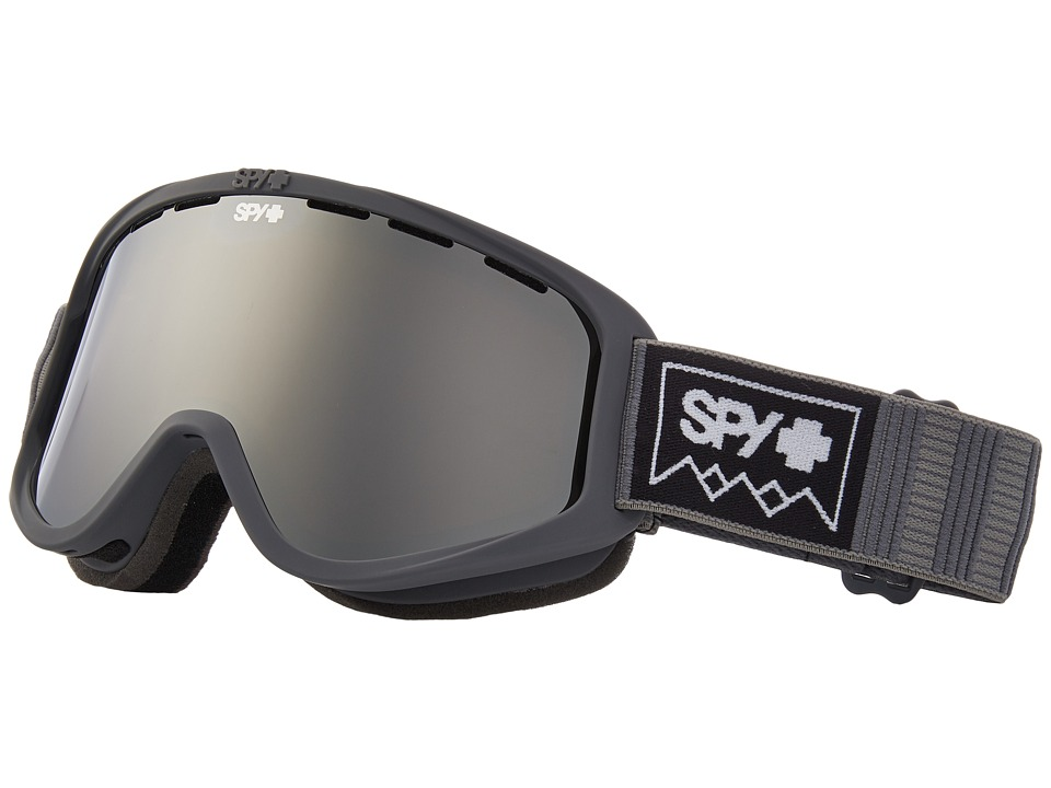 Spy Optic Woot (Deep Winter Gray/Bronze/Silver Sepctra/Persimmon) Goggles