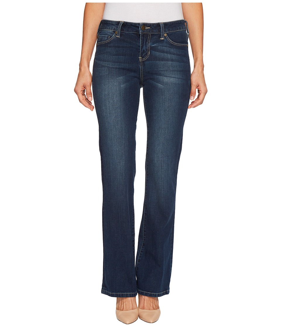 Liverpool - Petite Lucy Bootcut with Shaping and Slimming Four-Way Stretch Denim in Lynx Wash (Lynx Wash) Womens Jeans