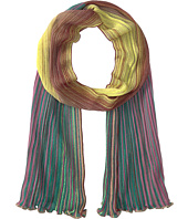 M Missoni - Multicolor Plisse Scarf