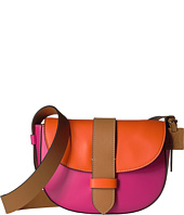 M Missoni - Bicolor Leather Crossbody Bag