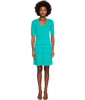 M Missoni - Solid Rib Stitch Dress