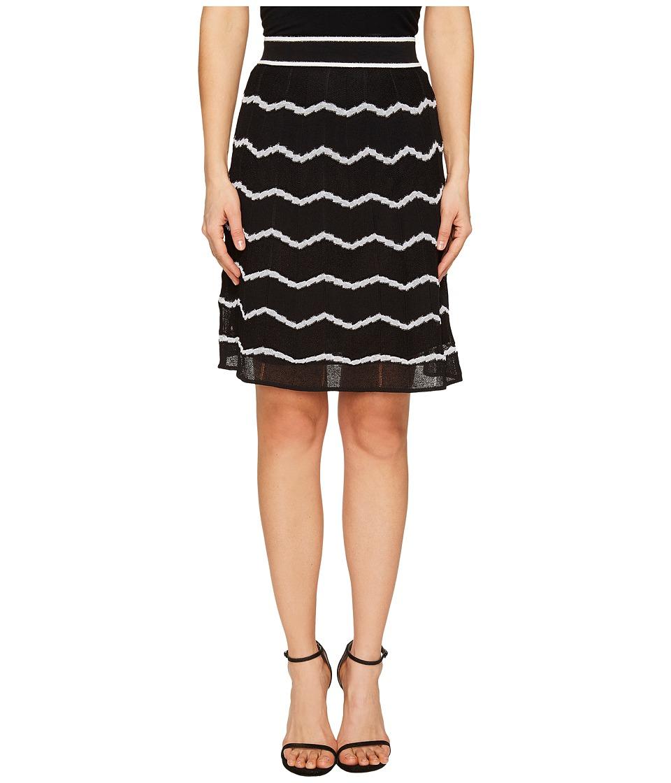 M Missoni - Zigzag Knit Skirt