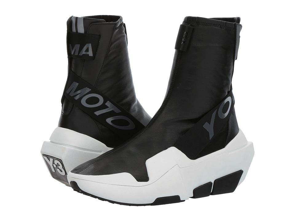 adidas Y-3 by Yohji Yamamoto Y-3 Mira Boot (Core Black/Core Black/FTW White) Women