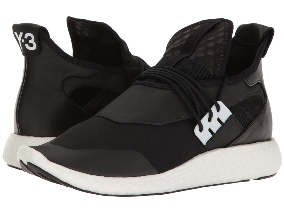 adidas Y-3 by Yohji Yamamoto Y-3 Elle Run (Core Black/Core Black/FTW White) Women