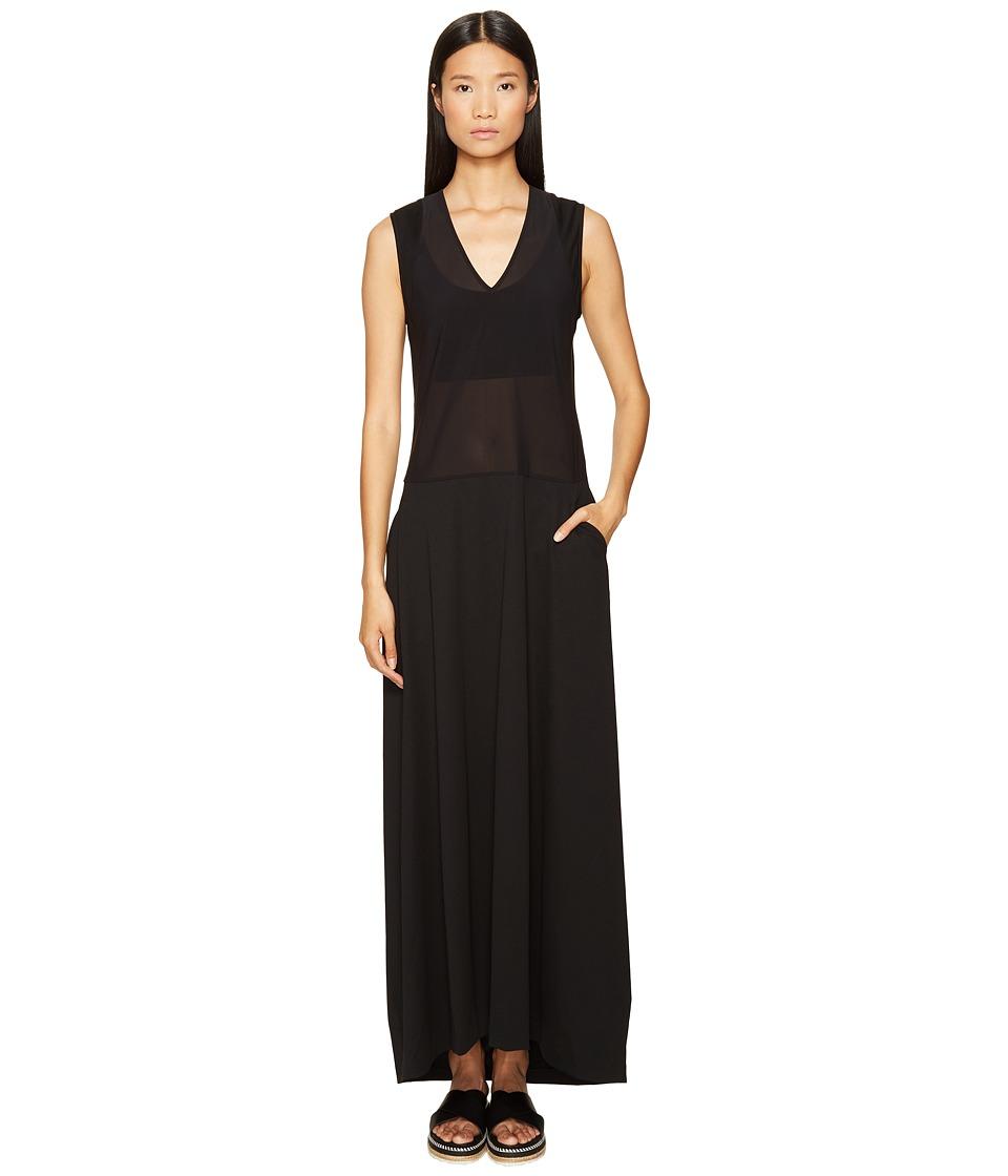 adidas Y-3 by Yohji Yamamoto Elegant Dress (Black) Women
