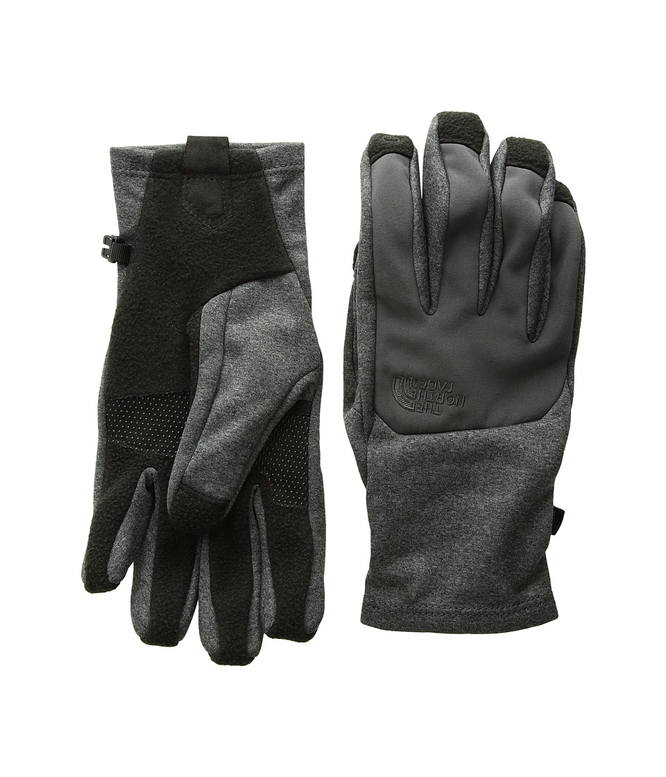 The North Face Canyon Wall Etip Gloves (TNF Dark Grey Heather (std)) Extreme Cold Weather Gloves