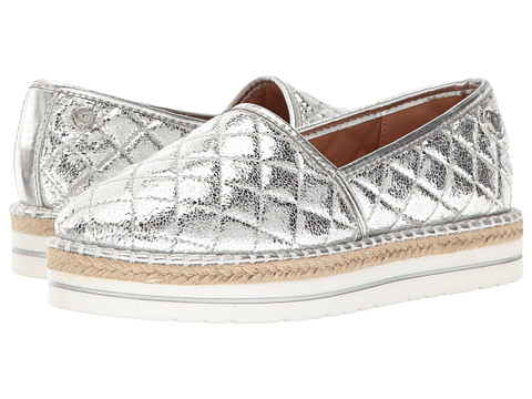 LOVE Moschino Sparkle Quilted Espadrille