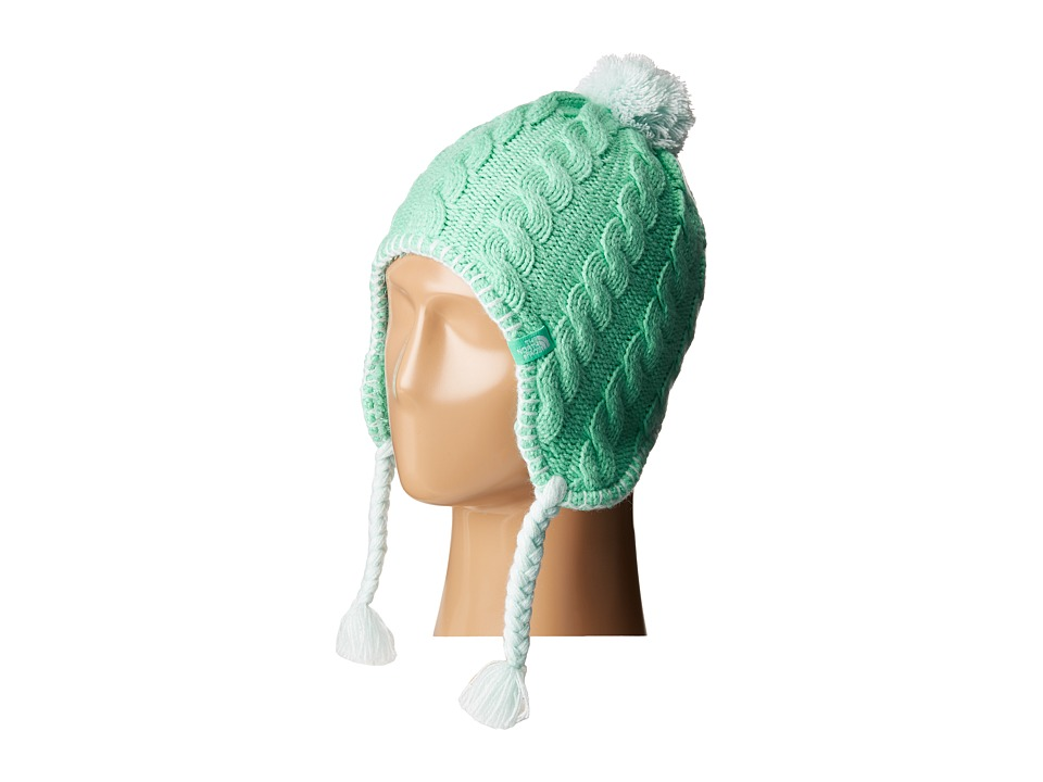 The North Face Kids - Fuzzy Earflap Beanie 13
