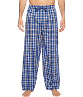 Tommy Hilfiger - Poplin Sleep Pants w/ Self Waistband