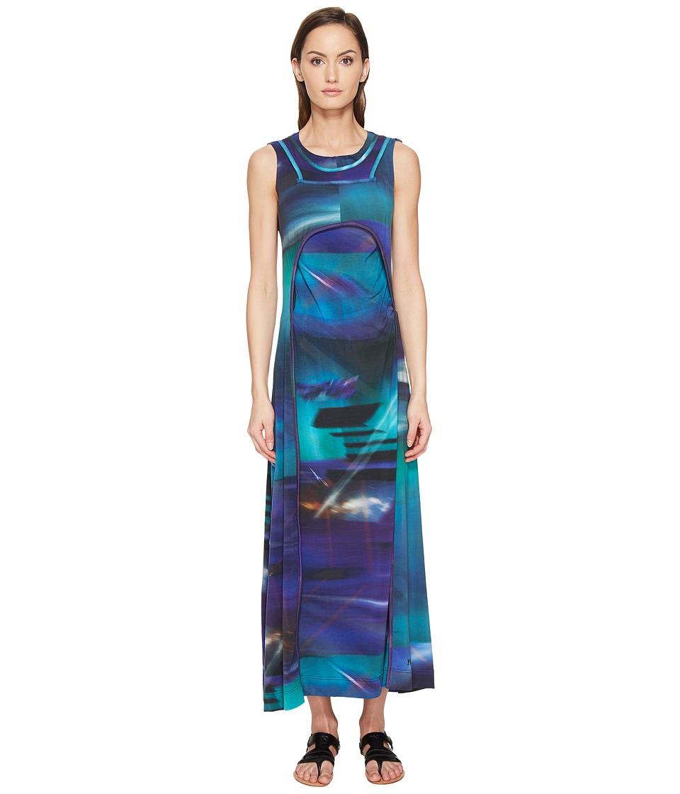 adidas Y-3 by Yohji Yamamoto Aop Dress (AOP Continuum) Women