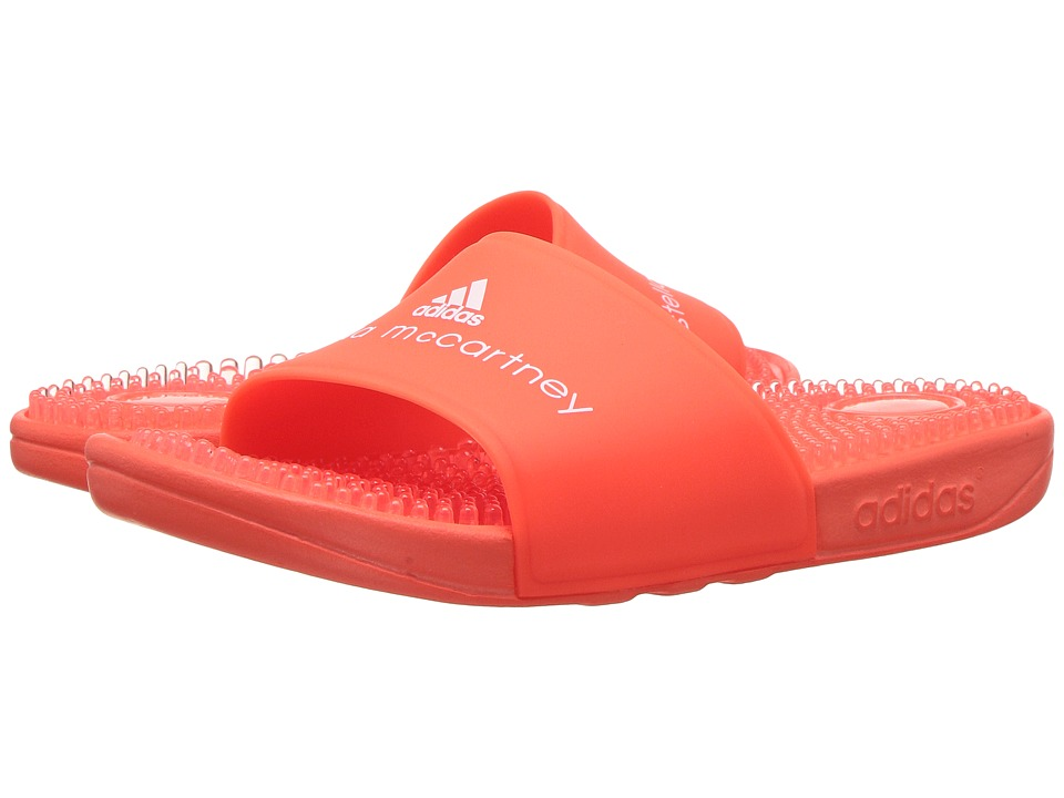 adidas by Stella McCartney Recovery Slide (Core Red/Core Red/Ftwr White) Women