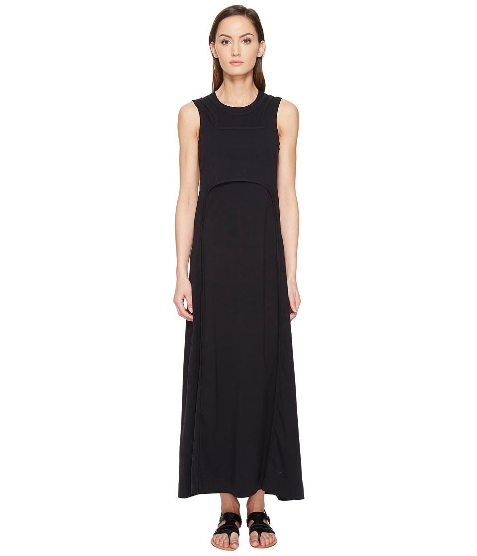 adidas Y-3 by Yohji Yamamoto Jersey Dress (Black) Women
