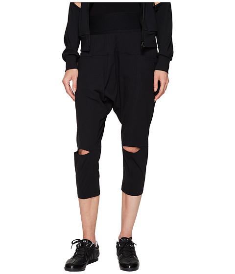 adidas Y-3 by Yohji Yamamoto Jersey Sarouel Pants