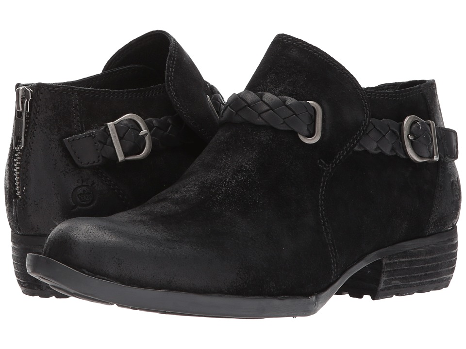 Born - Sylvia (Black Combo) Women's  Shoes